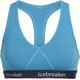 Icebreaker Sprite Sport BH's Dames turquoise